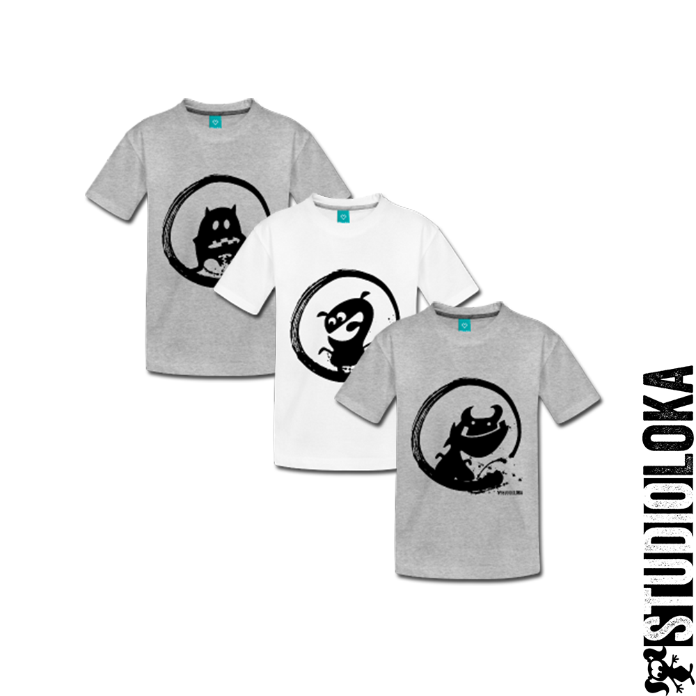 Monsters Peekabo T-shirts
